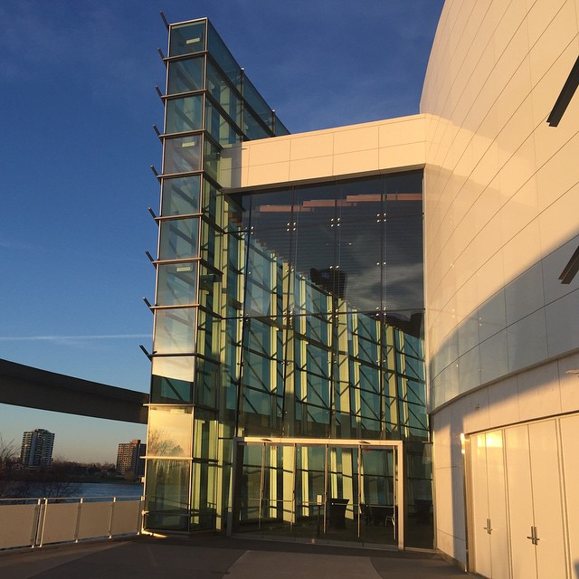 D1 South completed on #COBO with @EnclosCorp #PointFixed #Structural #Glazing…