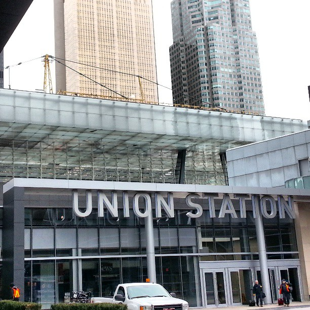 Union Station Toronto construction downtown 200 000 sqft of pointFixedhellip