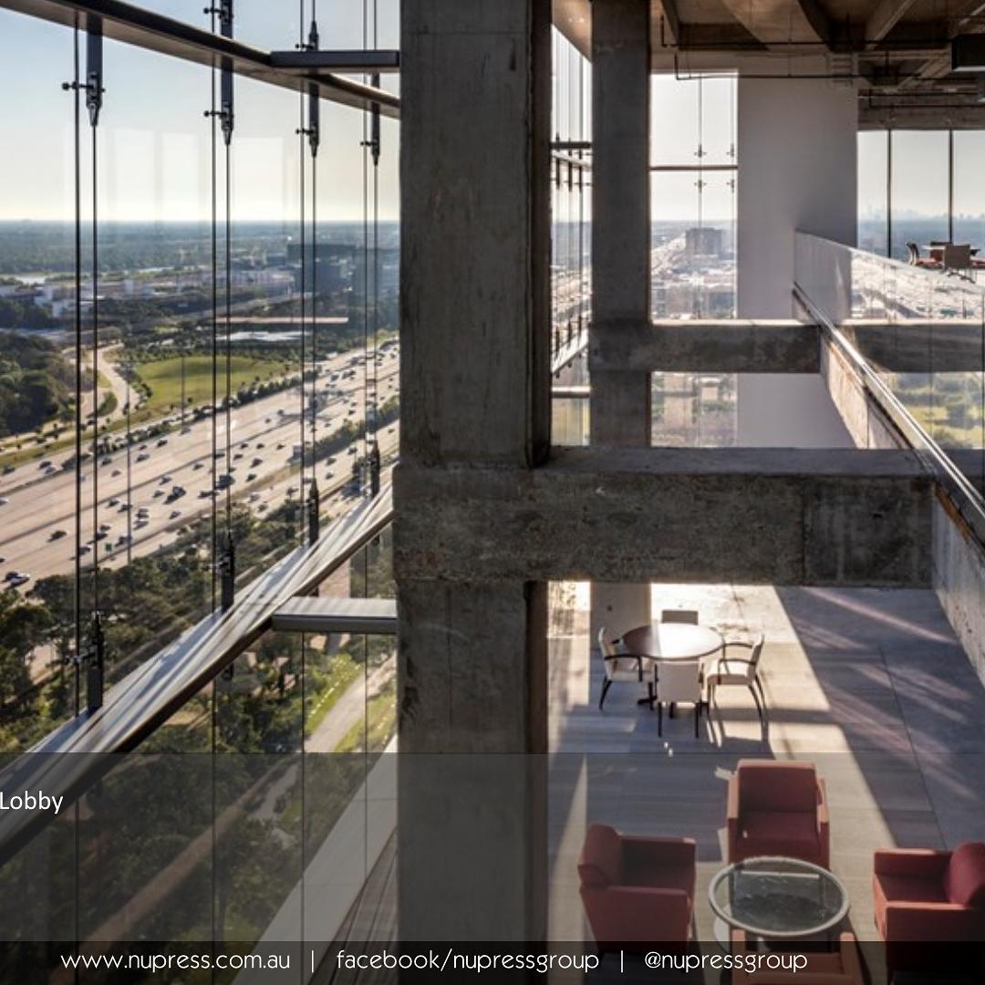 Energy Centre IV SkyBox In Houston TX whrarchitects pointsupportedglass glassarchitecturehellip